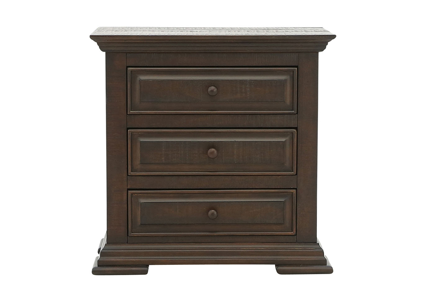 ROSLINDALE TOBACCO NIGHTSTAND,LIFESTYLE FURNITURE