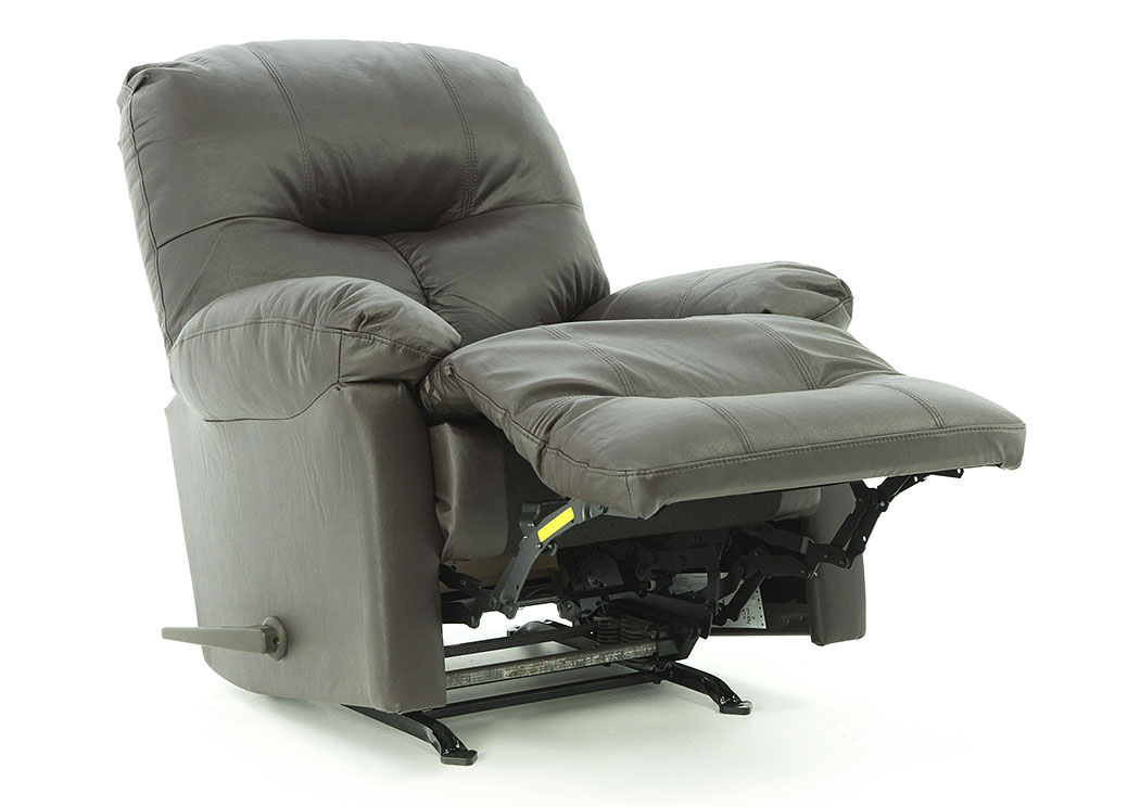 MARKSON WALNUT RECLINER,BEST