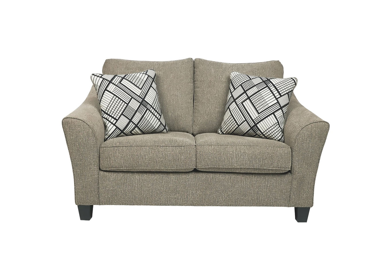 BARNESLEY PLATINUM LOVESEAT,ASHLEY FURNITURE INC.