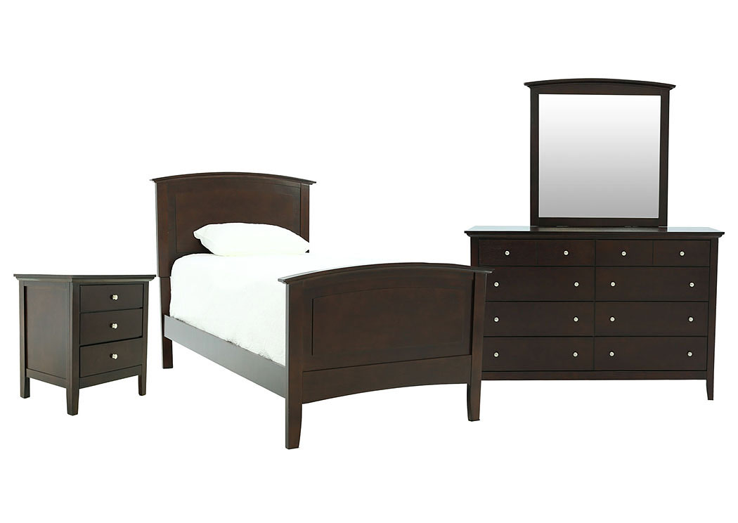 WALKER TWIN BEDROOM SET,LIFESTYLE FURNITURE