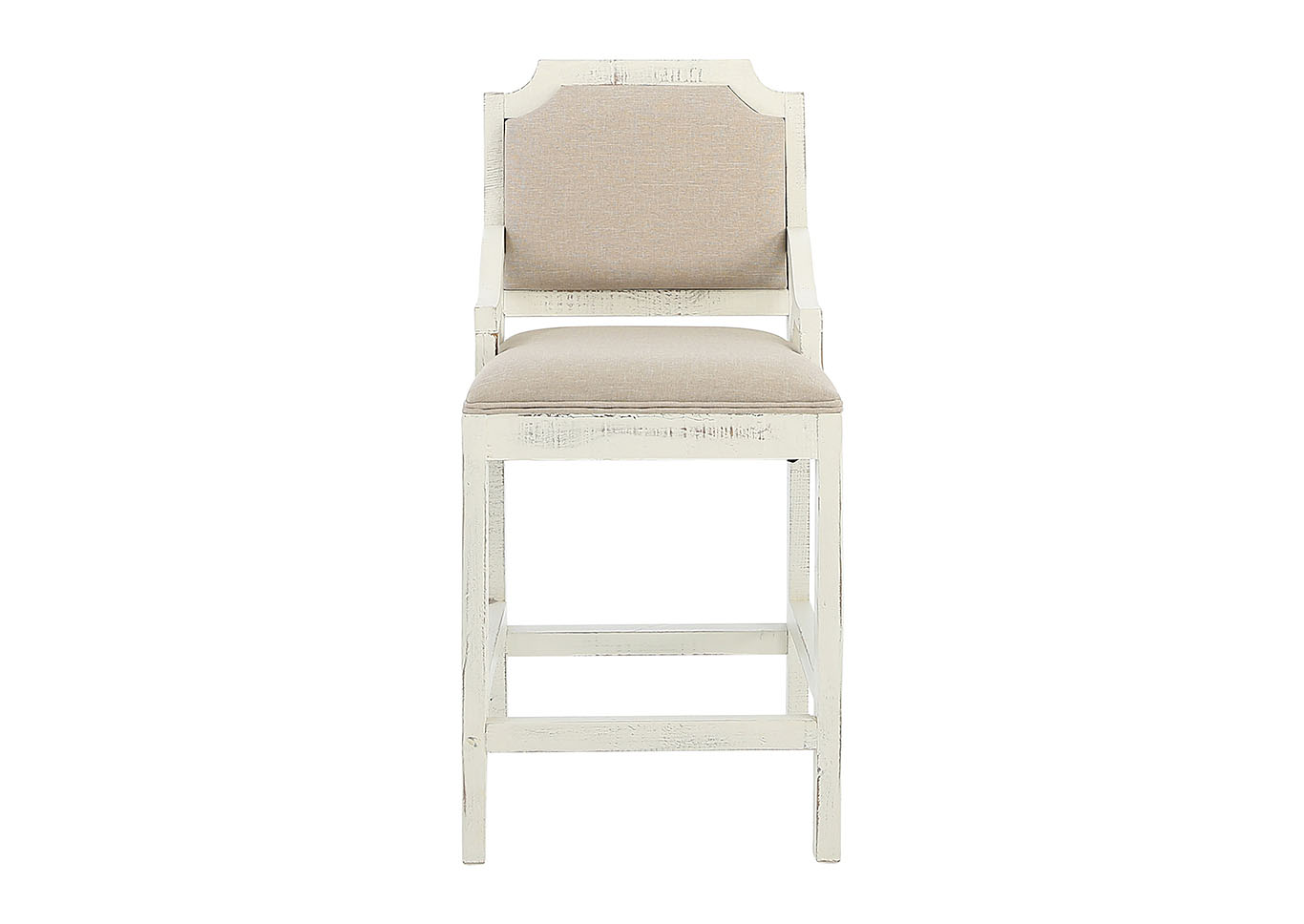 Swell Ivan Smith Camry Barstool Padded Seat With Back Bralicious Painted Fabric Chair Ideas Braliciousco