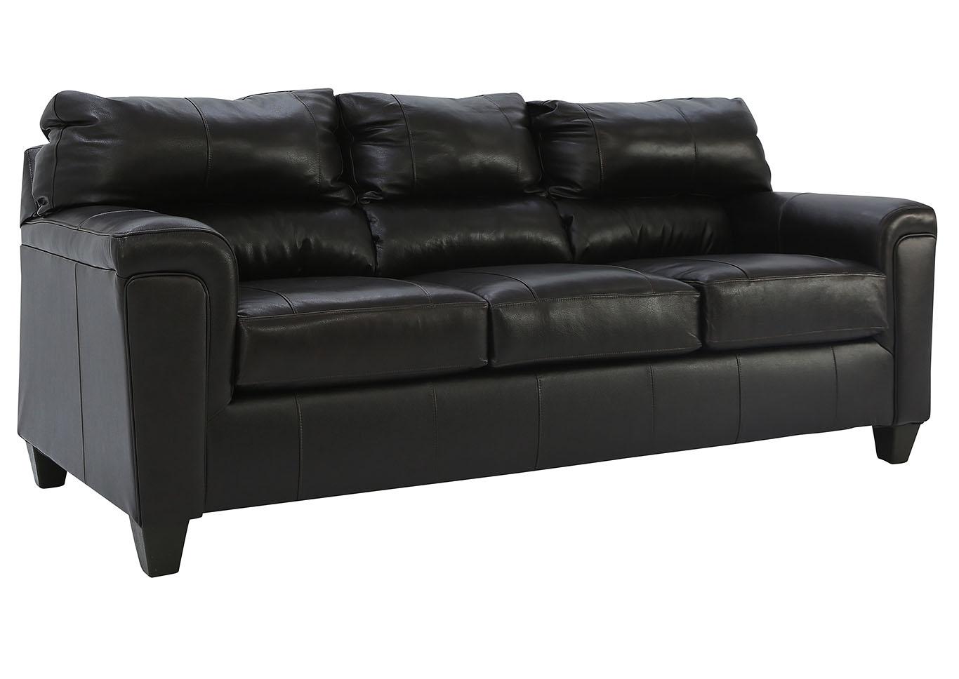 Tremendous Ivan Smith Emilia Bark Top Grain Leather Sofa Home Interior And Landscaping Dextoversignezvosmurscom