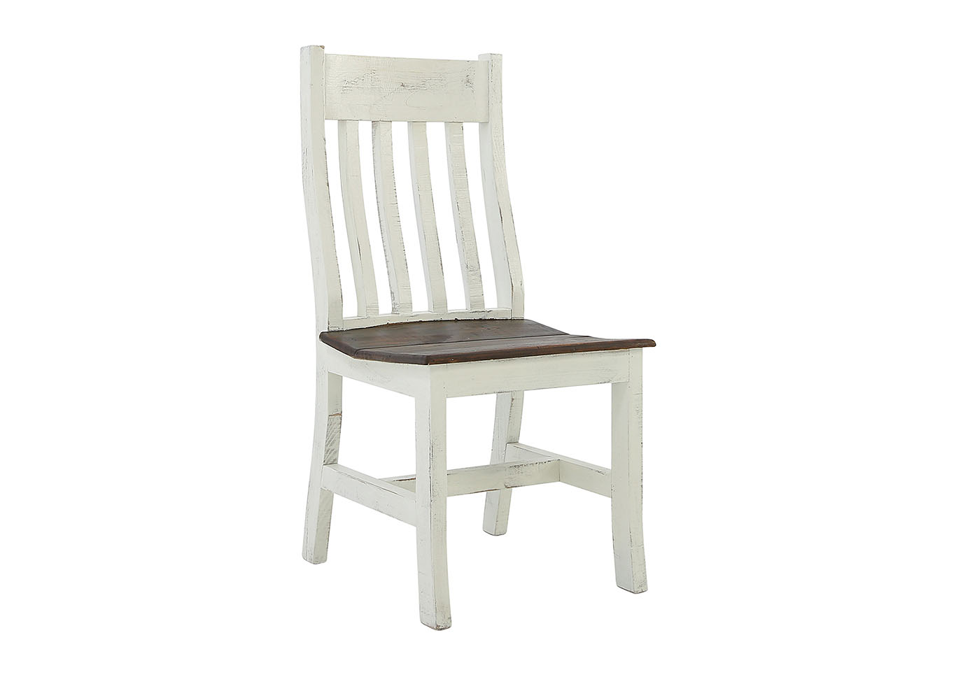 KARA RUSTIC SIDE CHAIR,VINTAGE FURNITURE LLC