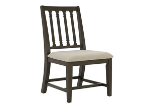 TRADITIONAL SHOP FLOOR REVIVAL SIDE CHAIR,MAGNOLIA HOME FURNISHINGS