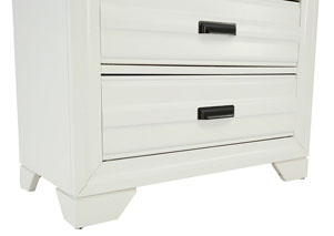 ASLINN WHITE MEDIA CHEST,LIFESTYLE FURNITURE
