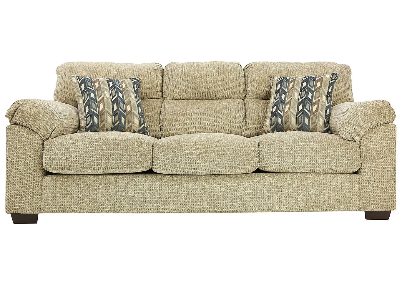 Ivan Smith Hometown Sesame Sofa