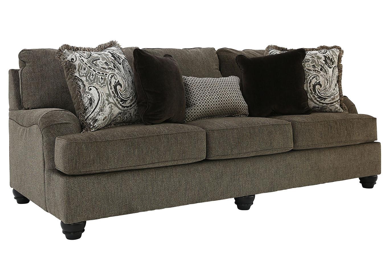 Ivan Smith Braemar Brown Sofa