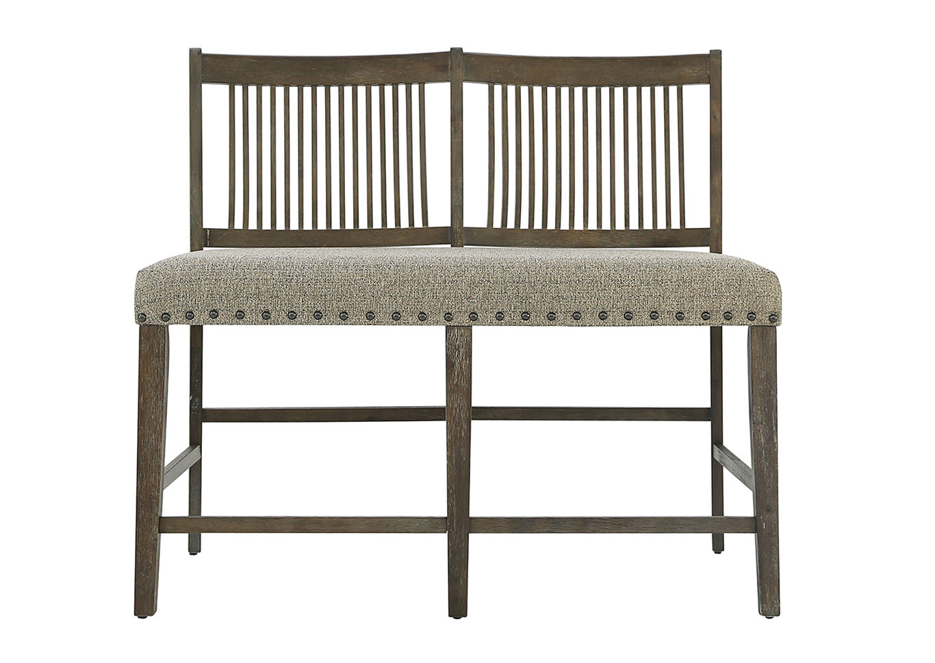 CHARLESTON II COUNTER HEIGHT BENCH,LANE FURNITURE