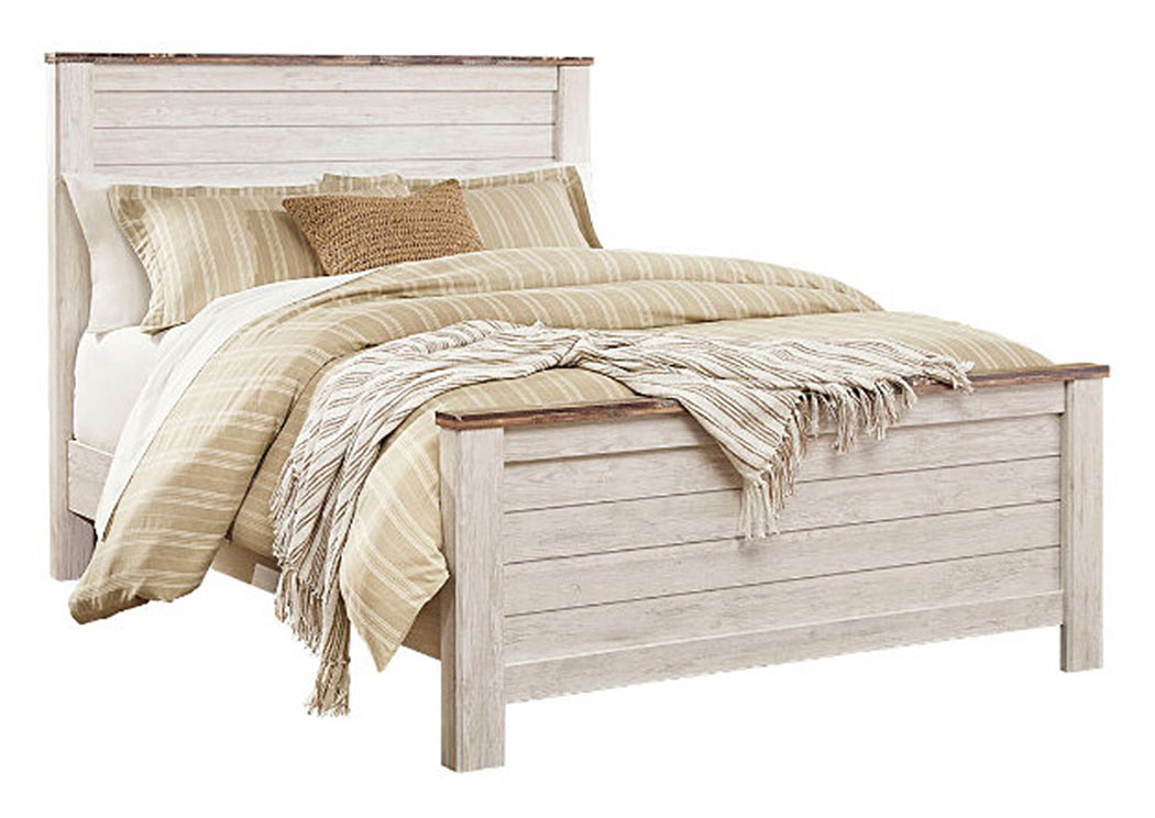 WILLOWTON FULL BED,ASHLEY FURNITURE INC.