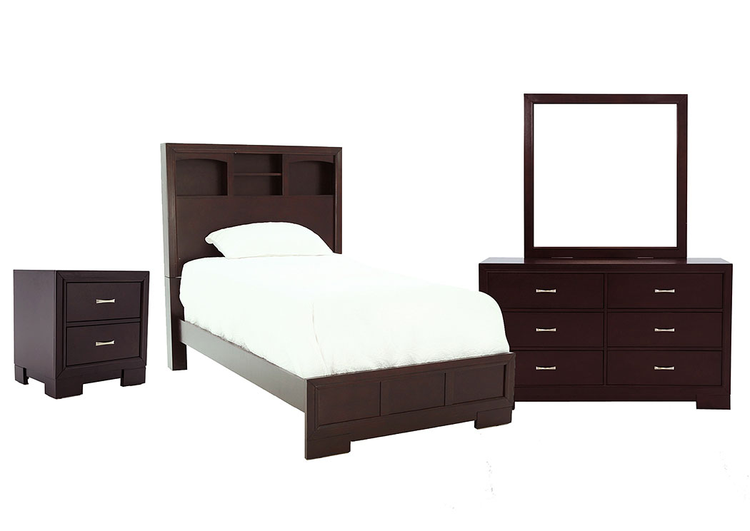 WEBSTER TWIN BEDROOM SET,LIFESTYLE FURNITURE