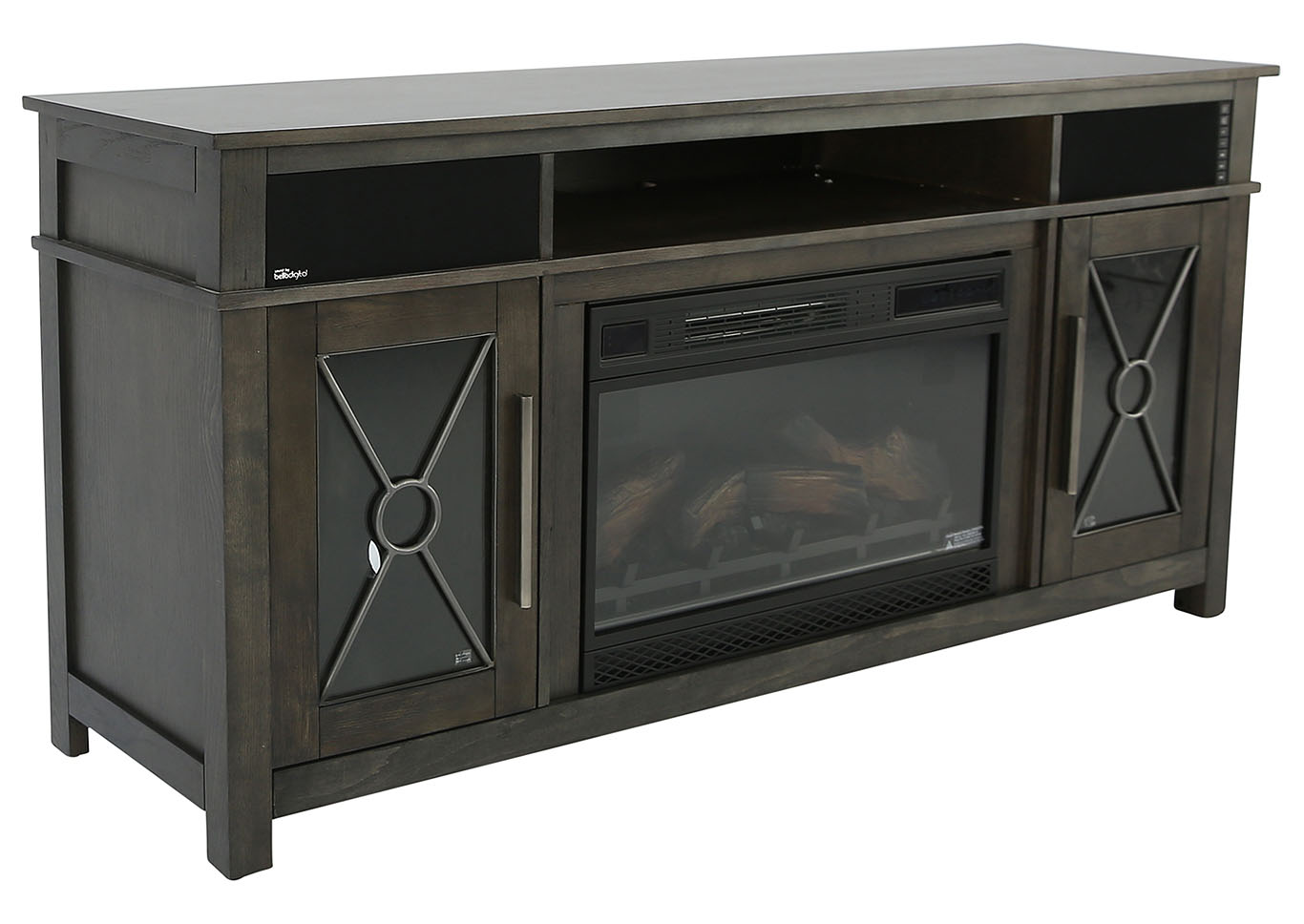 Ivan Smith Heathrow Electric Fireplace