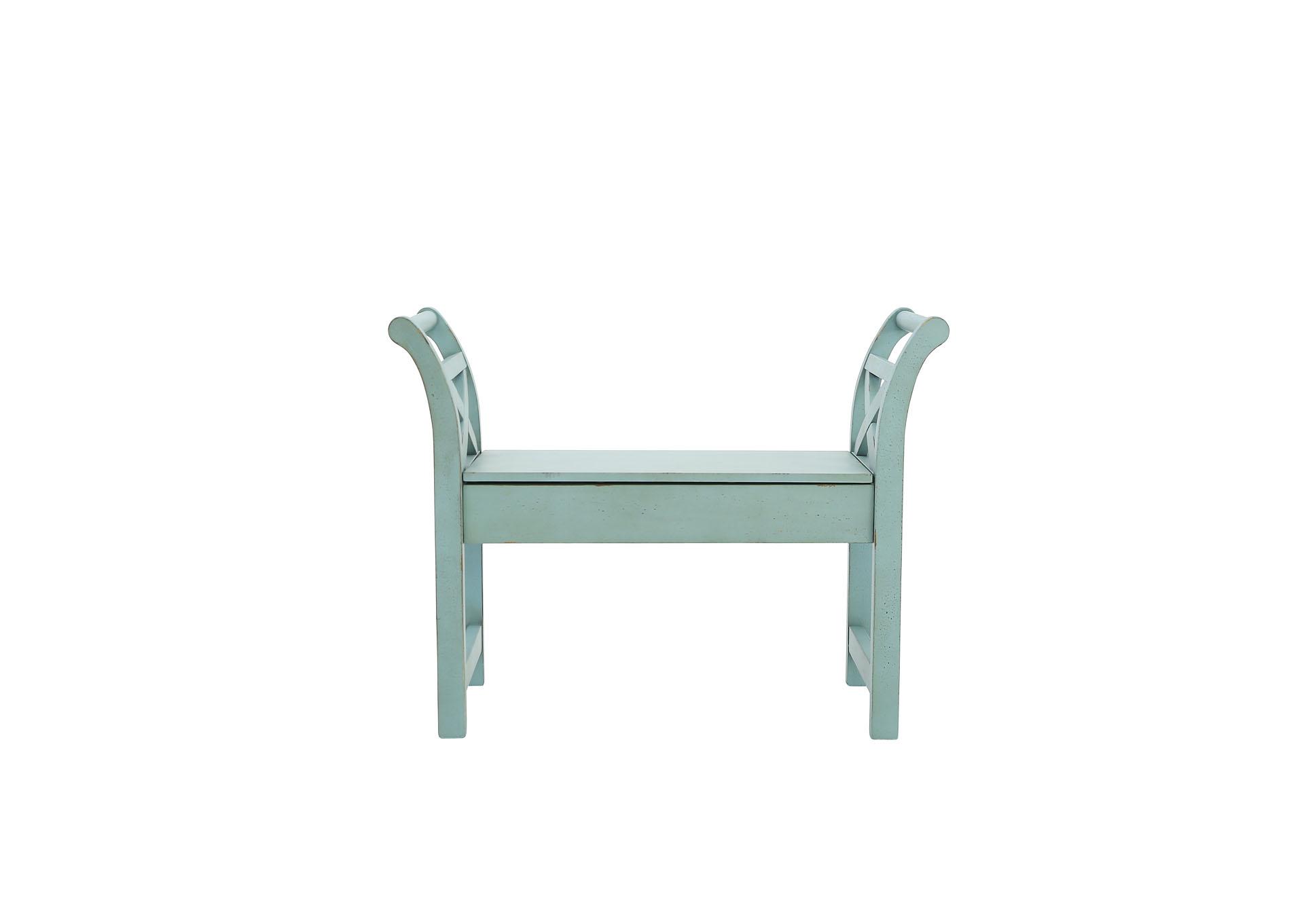 Ideas About Blue Storage Bench Furniture