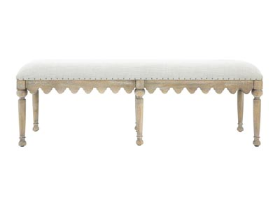 Image for MADERA BED BENCH