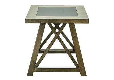 CAMPFIELD END TABLE