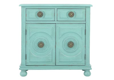 Image for WINWARD ACCENT CABINET