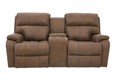 AVERETT POWER RECLINING LOVESEAT WITH CONSOLE