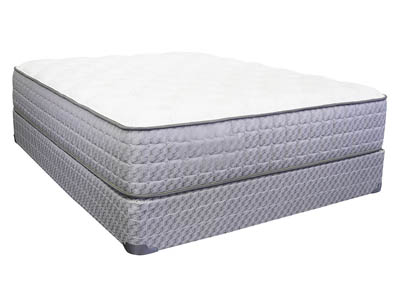 HOLLY PLUSH FULL MATTRESS SET