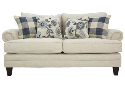 Image for CATALINA LINEN LOVESEAT