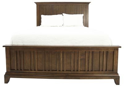 MILL CREEK KING BED