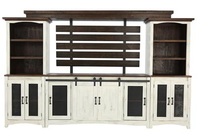 RODEO 5 PIECE WALL UNIT