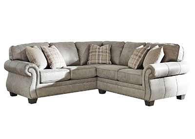 Image for OLSBERG STEEL 2 PIECE SECTIONAL