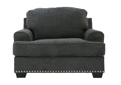 BACENO CARBON OVERSIZED CHAIR