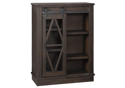 BRONFIELD BROWN ACCENT CABINET,ASHLEY FURNITURE INC.