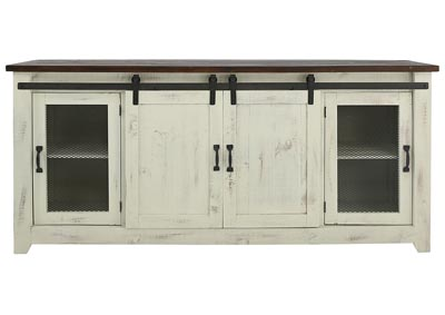 "Image for LONDYN CONSOLE 79"" W/MESH DOOR"