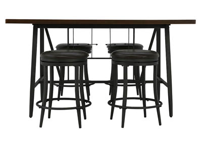 DAVID COUNTER HEIGHT DINING SET