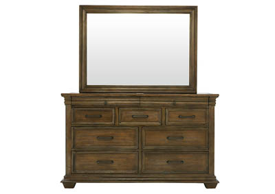 CAMDEN II DRESSER AND MIRROR
