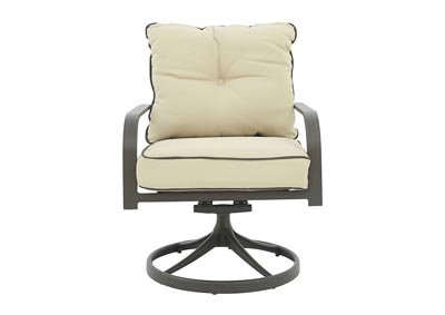 PREDMORE SWIVEL PATIO CHAIR
