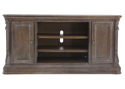 Image for CHARMOND BROWN MEDIA CONSOLE