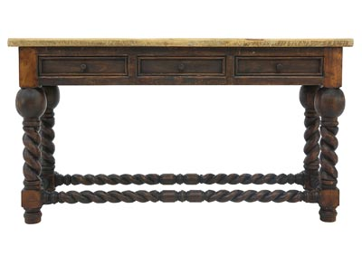 ELLIS CONSOLE TABLE OLD WORLD