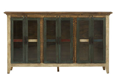 "Image for ANTIQUE 73"" CONSOLE"