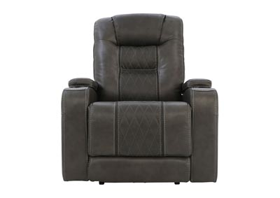 COMPOSER GRAY PWR RECLINER/ADJ HEADREST