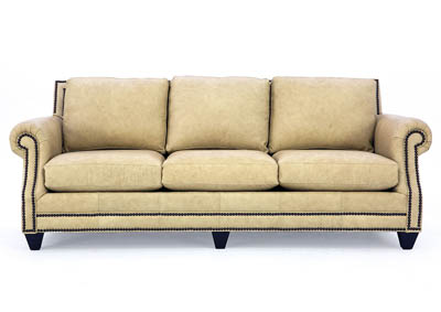 OMAHA FRENCH VANILLA SOFA