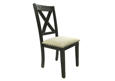 GREYSTONE WOOD SIDE CHAIR