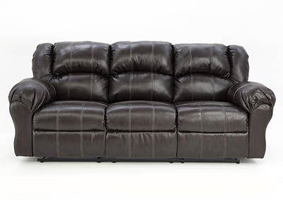 JACE BRANDON BROWN POWER RECLINING SOFA