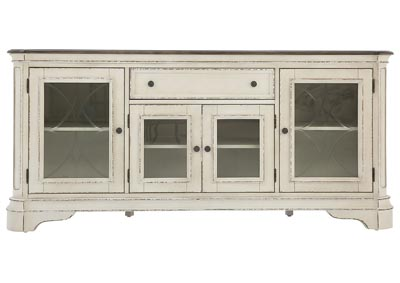 STEVENSON MANOR TV CONSOLE