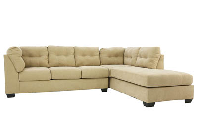 MAIER COCOA 2PC SECTIONAL
