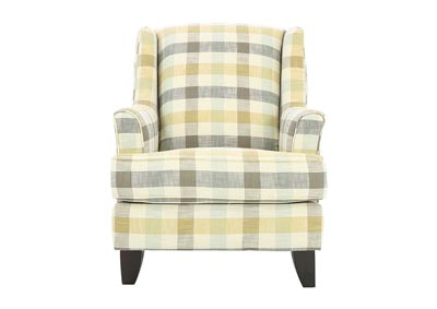 MYLA BLAKE OXFORD ACCENT CHAIR