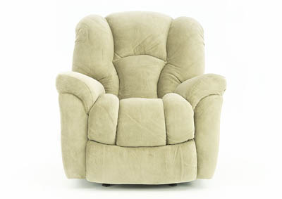 JAXON ALMOND ROCKER RECLINER