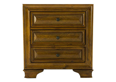REMINGTON MEDIUM CHERRY NIGHTSTAND