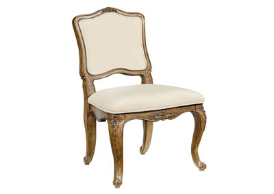 FLORA ALABASTER CHAIR