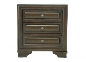 REMINGTON DARK CHERRY NIGHTSTAND