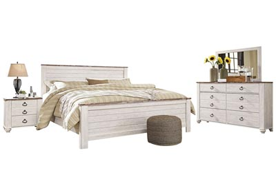 WILLOWTON QUEEN BEDROOM SET
