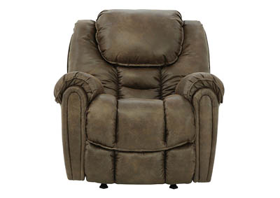 BAXTER MOCHA POWER RECLINER