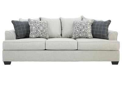 Image for VELLETRI PEWTER QUEEN SOFA SLEEPER