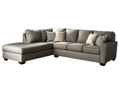 CALICHO CASHMERE 2 PIECE SECTIONAL