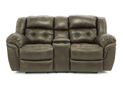 Image for HAYGEN ESPRESSO POWER RECLINING LOVESEAT WITH CONSOLE